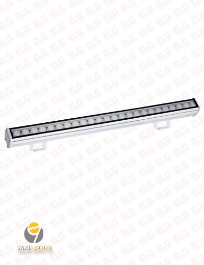 وال واشر ال ای دی نما 24 وات 65 سانتی یزد نور IP67