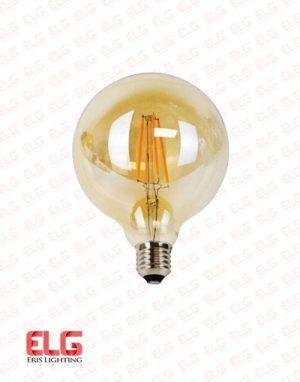 لامپ فیلامنتی 8 وات G125