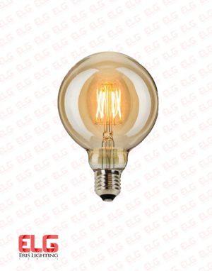 لامپ فیلامنتی 8 وات G95
