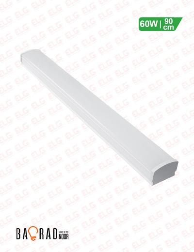 لامپ مهتابی SMD روکار 90 سانت 60 وات باراد نور