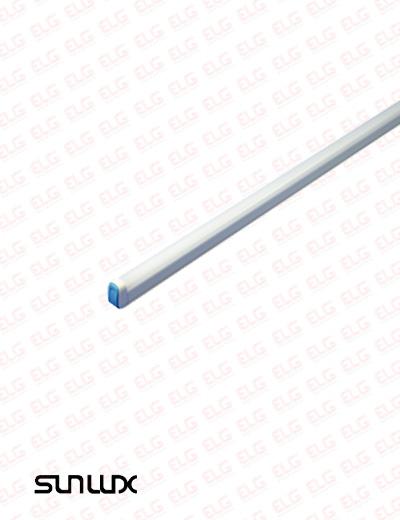 لامپ مهتابی T5-Iبدنه آلومینیوم 9 وات سان لوکس مدل T5-I-0.6M