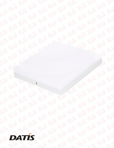پنل فریم لس 24 وات روکار LED مربعی داتیس مدل ویتا پلاس