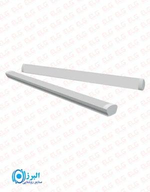 براکت ال ای دی 100 وات 120 سانتی متر البرز مدل بلریانس